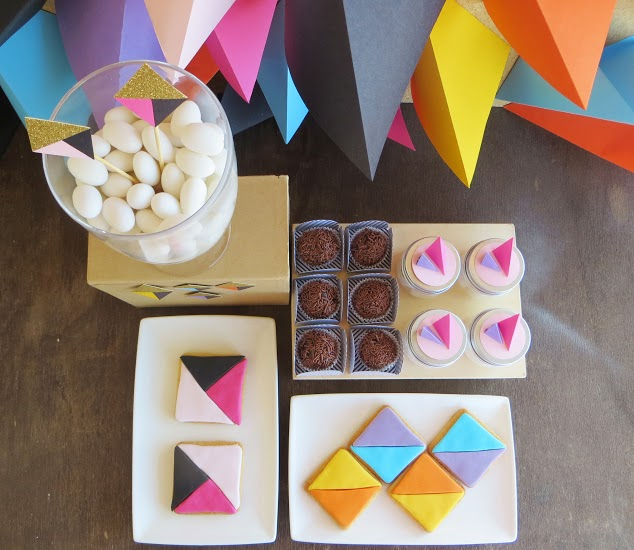 Party decor-geometric party5