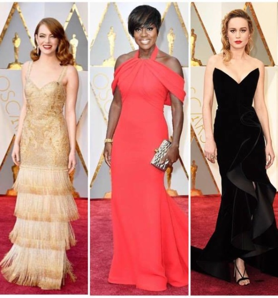 AND THE OSCAR 2017 GOES TO… – BEST DRESSED WOMEN (IT)
