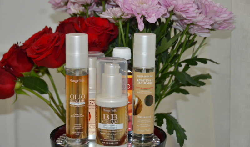 TOP HAIR – NEW OILS AND SERUM